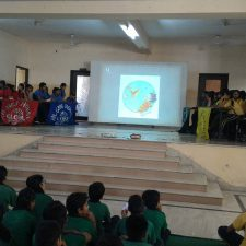 Inter House Spell bee Competition