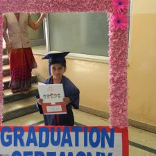 Graduation Ceremony : Global Kids
