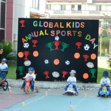 Sports Day : Global Kids