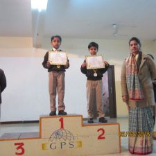 Sports Prize Distribution