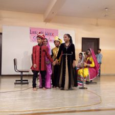 Literature Week – Story enactment