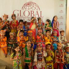 Dandiya Celebration (Global Kids)