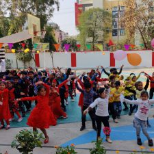 Annual Sports Day(Global Kids)